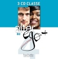 Hachette - Alter ego + 4 B2. 3 CD audio