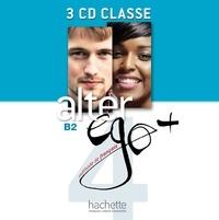 Hachette - Alter ego + 4 B2. 3 CD audio