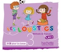 Hugues Denisot et Marianne Capouet - Les Loustics 3 A2.1. 3 CD audio