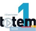 Marie-José Lopes - Totem 1 A1 - Méthode de français. 3 CD audio