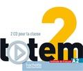 Marie-José Lopes - Totem 2 A2 - Méthode de français. 4 CD audio