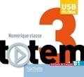 Jean-Thierry Le Bougnec et Marie-José Lopes - Totem 3 B1. 1 Clé Usb