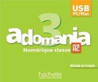 Fabienne Gallon - Adomania 3 Niveau A2.