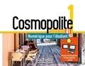 Nathalie Hirschsprung et Tony Tricot - Cosmopolite 1 : Manuel numérique élève (carte).