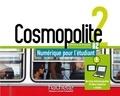 Nathalie Hirschsprung et Tony Tricot - Cosmopolite 2 : Manuel numérique enrichi pour l'élève (carte).