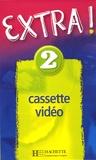 Hachette - Extra ! 2 - Cassette vidéo VHS NTSC.