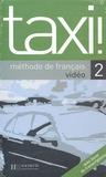 Hachette - Taxi !  2 méthode de français - Cassette Vidéo avec livret.