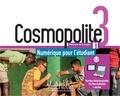 Nathalie Hirschsprung et Tony Tricot - Cosmopolite 3 B1 - Numérique pour l'étudiant.