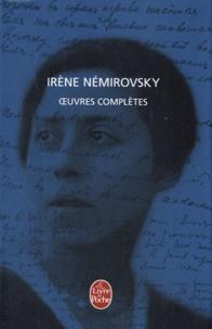 Irène Némirovsky - Oeuvres complètes - Tomes 1 et 2.