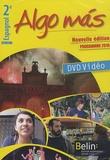 Belin - Espagnol 2e Algo Mas Programme 2010 - DVD Vidéo.