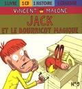 Vincent Malone - Jack et le bourricot magique - Un conte qui commence en rimes et finit en vers. 1 CD audio