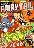 Hiro Mashima et Yûsuke Shirato - Fairy Tail - Coffret avec le DVD Volume 1 et Fairy Tail magazine N°1. 1 DVD