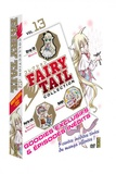 Citel BD éditions - Fairy tail collection - Volume 13, 1 porte-clé, 1 badge, 5 cartes. 1 DVD