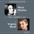 Virginia Woolf - Une chambre à soi.