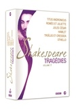 William Shakespeare - Tragédies - Volume 1, Titus Andronicus, Roméo et Juliette, Jules César, Hamlet, Troïlus et Cressida, Othello. 6 DVD