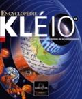 Larousse - ENCYCLOPEDIE KLEIO. - 3 CD-Rom.