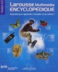Larousse - Larousse Multimédia encyclopédique Version 4. - 0. 2 CD-ROM.