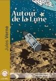 Jules Verne - Autour de la lune. 1 CD audio MP3