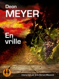 Deon Meyer - En vrille. 1 CD audio MP3