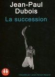 Jean-Paul Dubois - La succession. 1 CD audio MP3