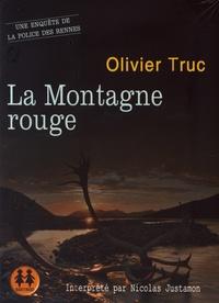 Olivier Truc - La Montagne rouge. 2 CD audio MP3