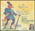 Jean Rochefort - Le Roman de Renart - CD audio.