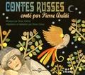 Pierre Arditi - Contes russes. 1 CD audio