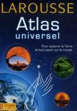 Larousse - Atlas universel Larousse - 2 CD-ROM.