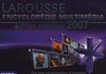Larousse - Larousse Encyclopédie Multimédia prestige - DVD-ROM.