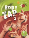 Guillaume Saint-James - Body Tap - Volume 2. 1 CD audio