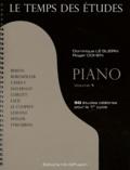 Dominique Le Guern et Roger Cohen - Piano - Volume 1, 50 études.