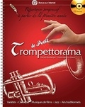 Gérard Boulanger et Dominique Le Guern - Le Petit Trompettorama - Répertoire progressif à partir de la première année. 1 CD audio