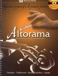 Bruno Garlej et Bruno Pasquier - Le Petit Altorama - Répertoire progressif à la première position. 1 CD audio