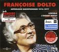 Françoise Dolto - Lorsque l'enfant paraît - Tome 2, 3 CD audio.