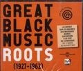 Bruno Blum - Great Black Music Roots (1927-1962). 3 CD audio