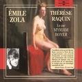 Emile Zola et Myriam Boyer - Thérèse Raquin.