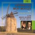 Alphonse Daudet et Ariane Ascaride - Lettres de mon moulin (Volume 2).