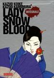 Kazuo Koike et Kazuo Kamimura - Lady Snowblood  : Coffret en 3 volumes : Tome 1, Vengeance sanglante ; Tome 2, Qui sème le vent récolte la tempête ; Tome 3, Epilogue.