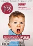 Jean-François Marmion - Le Cercle Psy N° 26, septembre-oct : Les étapes du langage.