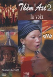 Patrick Kersalé - La voix. 1 DVD