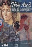 Patrick Kersalé - Arts et Musiques. 2 DVD