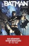 Scott Snyder et Greg Capullo - Batman  : Pack en deux volumes : Tome 1 : La cour des hiboux ; Tome 2 : La nuit des hiboux.