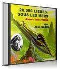 Jules Verne - 20 000 lieues sous les mers - CD audio.