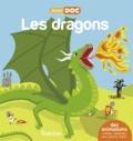 Sandra Laboucarie et Xavier Frehring - Les dragons.