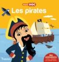 Cécile Jugla et Olivia Cosneau - Les pirates.