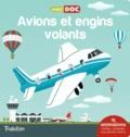Sandra Laboucarie et  Kiko - Avions et engins volants.