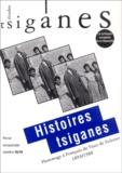 Alain Reyniers et Emmanuel Filhol - Etudes tsiganes N° 18/19 : Histoires tsiganes - Le colloque européen de La Rochelle.