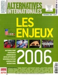 Sandrine Tolotti et Olivier Roy - Alternatives internationales Hors-série N° 3, Déc : Les enjeux 2006.
