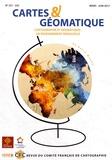 Jean-Paul Bord et Laurent Jégou - Cartes & Géomatique N° 231-232, mars-jui : Cartographie et géomatique : un enseignement renouvelé.