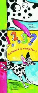 Alain Crozon - 1, 2, 3 ? Animaux à compter !.